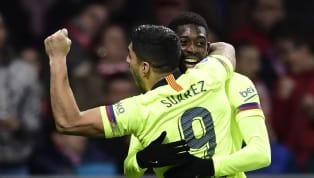 बार्सिलोना के मिडफील्डरमिडफील्डर सर्जियो बुस्केट्स ने बीती रात एटलेटिको मैड्रिड के खिलाफ खेले गए गेम में फुटबॉल क्लब बार्सिलोना के लिए बराबरी का गोल करने...