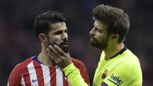 Barca Barça XI 🔵🔴 ⚽#BarçaAtleti pic.twitter.com/Z7dDlvSDEP — FC Barcelona (@FCBarcelona) April 6, 2019 Atletico 🏧 | ALINEACIÓN 👉 ¡Aquí está nuestro once! 👥...