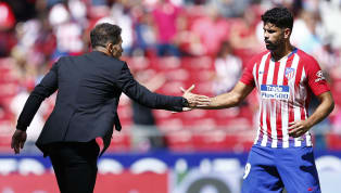 Atletico Madrid were shocked on Thursday afternoon when forward Diego Costa refused to take part in training with his teammates ahead of this weekend's trip...