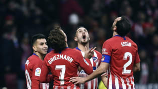 El Atlético de Madrid empató en Montilivi en la ida de los octavos de final de Copa del Rey. El gol de Griezmann no fue suficiente para llevarse el gato del...