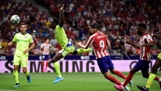 Win Atletico Madrid began their La Liga season with a hard fought win, beating Getafe 1-0 at the Wanda Metropolitano on Friday night. After a relentless...