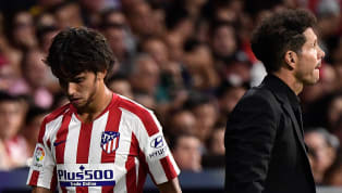 ​​Atletico Madrid manager, Diego Simeone has opened up on record signing, Joao Felix's La Liga debut, claiming that, the youngster needs to keep improving...