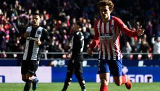  ElAtlético de Madridha conseguido vencer al Levante por 1 gol a 0 con gol de Griezmann de penalti. Sigue sin desplegar un gran juego, pero consiguió el...