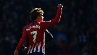 ints Antoine Griezmann's second half penalty handed Atletico Madrid an eighth win in 10 home outings to maintain the pressure on leaders Barcelona in La Liga....