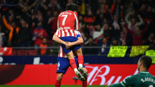 Atlético Madrid edged ahead of Sevilla to go third in La Liga, as Joao Felix returned from injury to score a decisive third goal to help Diego Simeone's side...