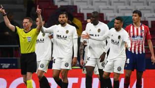 ElAtlético de Madridha conseguido ganar alValenciaen el Wanda Metropolitano por 3 a 2 para posponer así el alirón del Barça. Morata abrió el marcador,...
