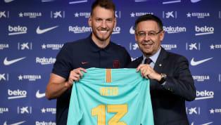 Neto Murara didatangkan Barcelona dari Valencia dalam kesepakatan pertukaran yang melibatkan Jasper Cillessen. Pemain yang berposisi sebagai penjaga gawang...