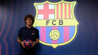 ​New Barcelona forward Antoine Griezmann is hoping to 'win everything' with La Blaugrana after completing his long-awaited move from Atletico Madrid. The...