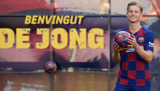 Dutch midfielder Frenkie de Jong has stated that one of his favourite teams to watch as a childwas the incredible Barcelona side managed by Pep Guardiola....
