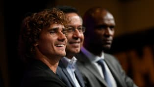 Barcelona technical secretary Eric Abidal has revealed the club contacted Antoine Griezmann after he announced he would leave Atletico Madrid at the end of...