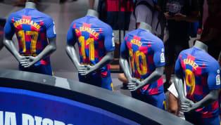 Dün akşam Camp Nou'da oynanan ve Barcelona'nın 5-2 kazandığı Real Betis karşılaşmasının 78. dakikasında Carles Perez'in yerine oyuna dahil olan Anssumane...