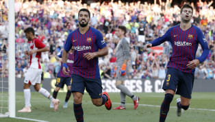 ​Barcelona superstars, Luis Suarez and Gerard Pique are reportedly unhappy with the way the club hierarchy are hyping up striker Antoine Griezmann's probable...