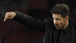 Diego Simeone has praised the effort and work rate of his Atletico Madrid players, but admitted that Diego Costa probably deserved to be sent offduring...