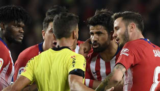 Diego Costa is football's equivalent of marmite - you either love him or (more likely) you hate him. The Atletico Madrid man is known for his hot temper and...