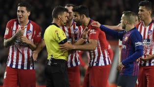 Squalifica monstre perDiego Costa. Dopo il rosso rimediato al Camp Nou contro il Barcellona, l'attaccante dell'Atletico Madrid è stato infatti squalificato...