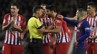 Suite à son expulsion face au FC Barcelone avec l'Atlético Madrid (2-0), samedi dernier, Diego Costa a vu sa sanction tomber : huit matches de suspension. A...