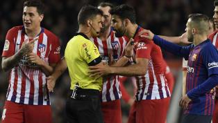 Es war der Aufreger im spanischen Spitzenspiel zwischen Atletico Madrid und demFC Barcelona. Atletico-Angreifer Diego Costa, der bereits bekannt dafür ist,...