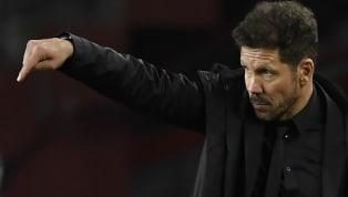 Simeone compareció ante los medios en la rueda de prensa previa al encuentro que se disputará mañana, a las 18:30, entre elAtlético de Madridy elCelta...