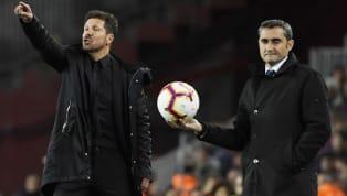 Pour achever sa 14ème journée,La Liganous propose un match haut en couleur. Le Barça se déplace sur la pelouse de l'Atlético Madrid et la rencontre...