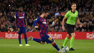 Điểm nhấn sau chiến thắng 4-1 của Barcelona trước Celta Vigo chắc chắn phải bao gồm hai siêu phẩm sút phạt củaLionel Messi. Chấm điểm Barcelona 4-1 Celta...