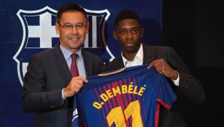 Alors que le mercato d'été approche à grands pas, Josep Maria Bartomeu a démonté la possibilité d'un retour de Neymar au Barça en se servant d'Ousmane...