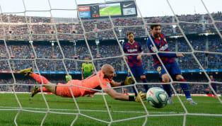 Le FC Barcelone a corrigé Eibar (5-0) au Camp Nou en Liga grâce à un quadruplé de Lionel Messi. Les Catalans reprennent provisoirement le fauteuil de...