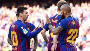 La Liga 2018/19 Eibar vs Barcelona Minggu 19 Mei 2019 Municipal de Ipurua 21:15 WIB beIN Sports 2 Dalam laga yang sudah tak lagi menentukan untuk kedua...