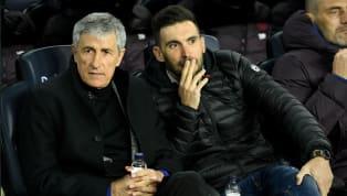 Alors que le FC Barcelone s'est incliné contre le Real Madrid (0-2) lors de la dernière journée de championnat, l'adjoint de Quique Setién, Eder Sarabia...