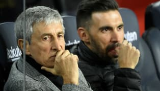 Quique Setien is already under pressure as the head coach of Barcelona, despite only taking the hot-seat atthe Camp Nou dugout in January. The 61-year-old...