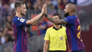 rest ​Barcelona are reportedly open to letting Ivan Rakitic leave the club but are keen to keep hold of Arturo Vidal, as Inter's interest in the pair...