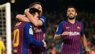 Defending champions, Barcelona, maintained their five-point advantage at the top of La Liga with a 3-1 win over 14th-placed Leganes on Sunday night. Ousmane...