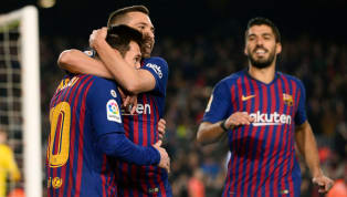 Barcelona travel to Sevilla's ​Ramon Sanchez Pizjuan Stadium for their first leg draw of the Copa del Rey quarter final on Wednesday. In the last round, Barca...