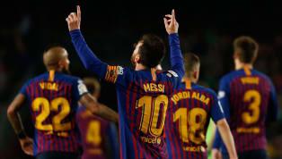 ElFC Barcelonaganó por 1-0 gracias a un solitario gol de Leo Messi y conquistó un nuevo campeonato de Liga, la octava de las últimas once y la número 26...