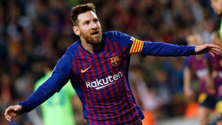 Never one of shying away of breaking records - or at least equalling them - Lionel Messi has won an record-equalling sixth Pichichi Trophy. Messi clinched...
