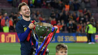 Premier League side,Manchester Unitedare keeping tabs of midfielder Ivan Rakitic's situation atBarcelonawithDailyrecordclaiming that the Red Devils...