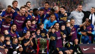 El FC Barcelona jugará este sábado ante el Valencia su quinta final de la Copa del Rey de manera consecutiva. En las cuatro ocasiones anteriores los...