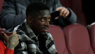 Le cauchemar continue pour Ousmane Dembélé. N'ayant disputé que quatre rencontres de Liga depuis la reprise, l'international tricolore pourrait voir sa...
