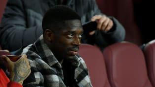Ousmane Dembele đã trải qua sáu chấn thương trong năm 2019 vừa qua và vừa tái chấn thương khi trở lại tập luyện ở Barcelona. Mùa giải hiện tại xem như đã xong...