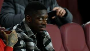 Hantu cedera belum menjauh dari penyerang sayap Barcelona, Ousmane Dembele. Pemain berpaspor Prancis sedianya telah sukses menjalani operasi hamstring, namun...