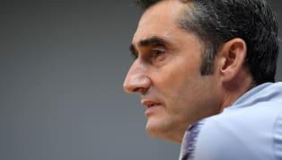 Huấn luyện viên Barcelona Ernesto Valverde phản đối kịch liệt việc đổi sân đá trận Siêu Kinh Điển với Real Madrid sang Bernabeu thay vì Camp Nou. Cập nhật...