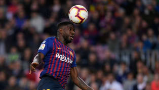 ​Juventus are keen on a summer move for Barcelona defender Samuel Umtiti amid the defender's concerns over his game time in Catalonia.  The 24-year-old signed...