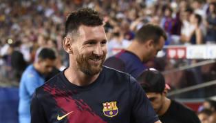 Buenas noticias para elBarça. Lionel Messi volvió en el día de ayer a entrenarse con el resto de compañeros. El argentino, lesionado en el sóleo desde el...