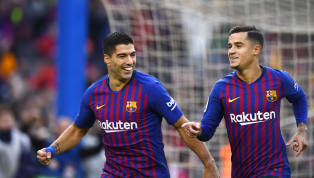 ​Former Liverpool stars Luis Suárez and Philippe Coutinho have warned their Barcelona team-mates of the threat posed by the Reds ahead of their Champions...
