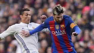 El futbolista azulgrana ha relatado, en una entrevista exclusiva para DAZN, que añora enfrentarse al portugués en los choques entreFC BarcelonayReal...