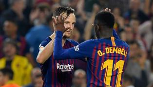 Si le FC Barcelone a remporté la Liga, l'objectif annoncé de remporter la Ligue des Champions n'a pas été atteint. Pire, le club a subi une remontada en...