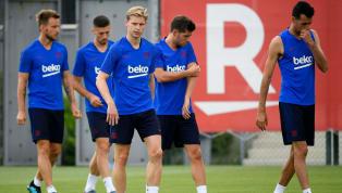 Avec l'arrivée de Frenkie de Jong, la hiérarchie a totalement été bousculée dans le milieu de terrain du FC Barcelone. Plusieurs anciens cadres voient donc...