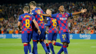 Show Barcelona thumped a rather tepid Valencia side 5-2to get their second winof the season, and pile more misery on a struggling team in the midst of a...