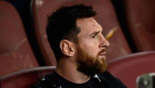  Lionel Messi.Absent du groupe lors de la rencontre entre leFC Barceloneet Valence samedi soir, Lionel Messi a repris l'entraînement avec son club ce...