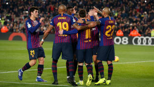 La Liga leaders Barcelona will make the trip to Sevilla on Saturday afternoon for an eagerly anticipated clash. The Blaugrana currently have a seven-point...