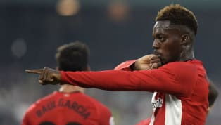 ​Having been linked with a deadline day move to Manchester United this summer, Athletic Club attacker Inaki Williams is the latest player to have committed...
